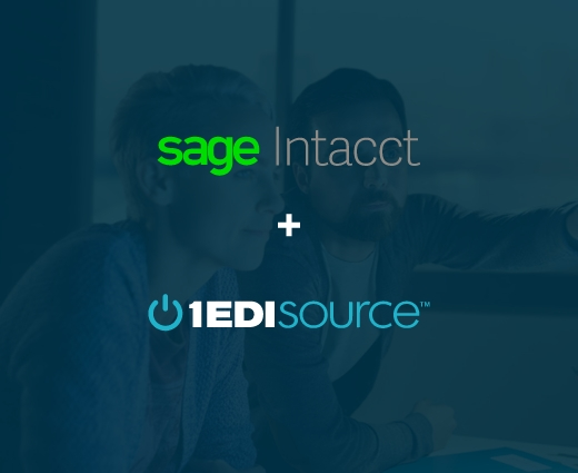 Sage Intacct ERP and EDI Integration